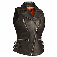 Sexy Goddess Womens Motorcycle Vest by First MFG