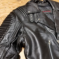 Lambskin Leather Moto Jacket (Sale price!)