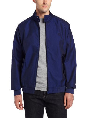 Tonic Harrington Jacket by Fred Perry- Navy - SALE sz S only