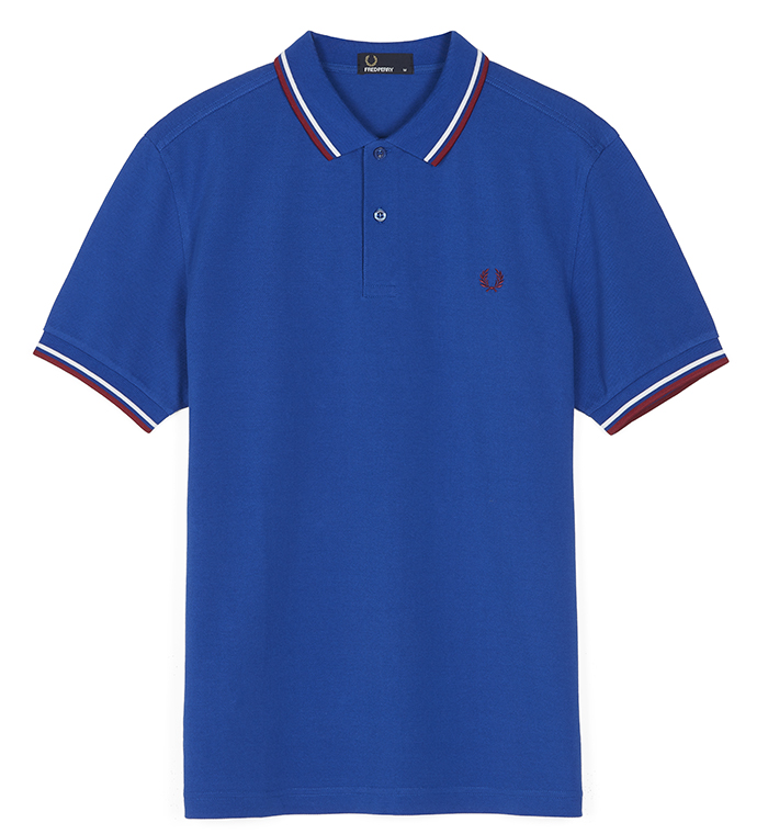 Fred Perry Polo Shirt- Regal