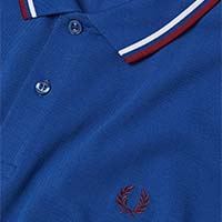 Fred Perry Polo Shirt- Regal (Sale price!)