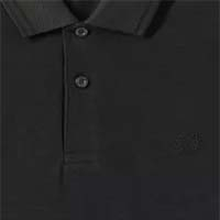 Fred Perry Polo Shirt- Hunter Green / Black Oxford (Sale price!)