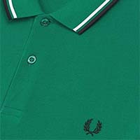 Fred Perry Polo Shirt- Pitch Green (Sale price!)