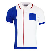 Artwood Mod Pocket Color Block Polo by Madcap England