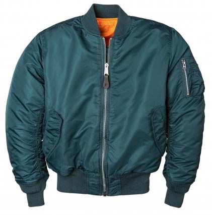 MA-1 Flight Jacket by Alpha Industries- NAVY (Sale price!)