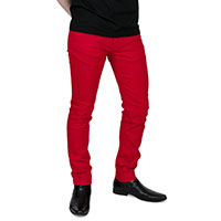 Skinny & Stretch Jeans by Relco London- Red