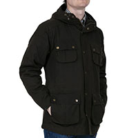 Storm Parka by Relco London- OLIVE
