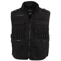 Ranger Vest by Rothco- Black