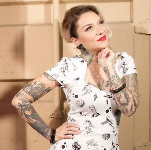 Space Robot Sophia Top by Steady - White - SALE