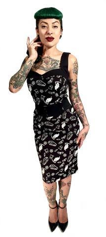 Darling Doll Reaper Dress by Switchblade Stiletto