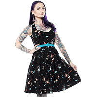 Atomic Floozy Dress by Sourpuss