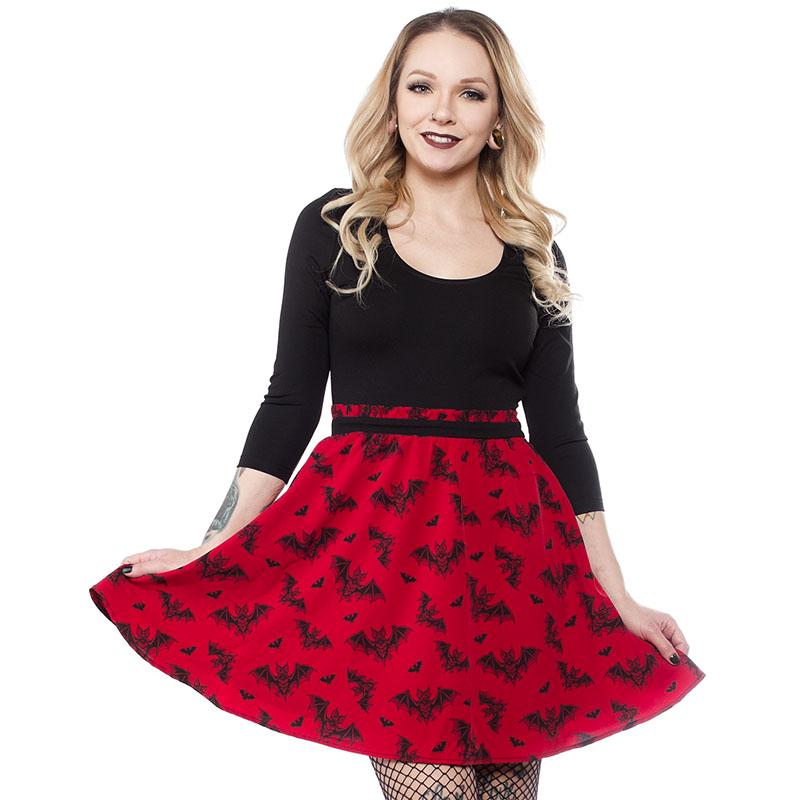 2ec44174086 Batt Attack Scoop Dress by Sourpuss - sz 2X   3X only