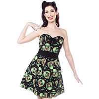 Creature Party Dress by Sourpuss
