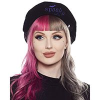 Spooky Beret by Sourpuss Clothing