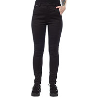 5 Pocket Stretch High Waisted Pants by Sourpuss