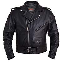 Premium Buffalo Motorcycle Jacket by Unik Leather