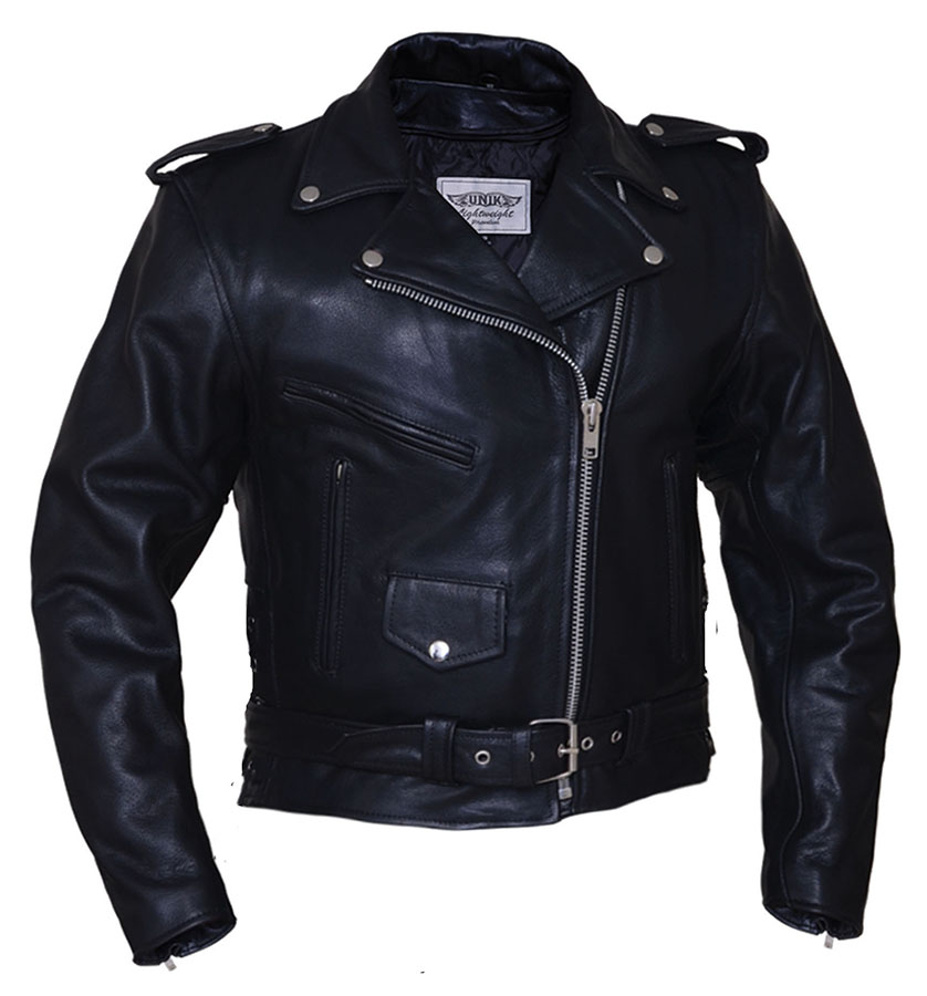 Premium Super Soft Lightweight Womens Motorcycle Jacket by Unik Leather