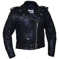 Premium Womens Motorcycle Jacket by Unik Leather