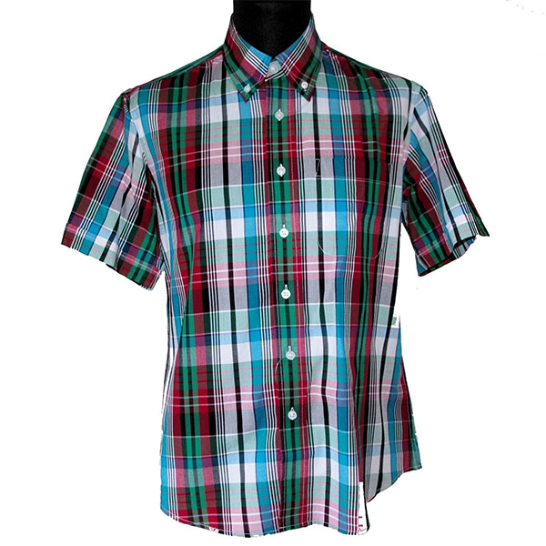 Vintage Button Down Shirt by Warrior Clothing- CALDO