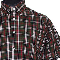 Vintage Button Down Shirt by Warrior Clothing- PURSEY