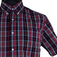Vintage Button Down Shirt by Warrior Clothing- WARDOUR STREET
