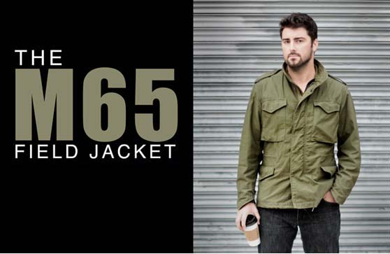 M-65 Field Coat by Alpha Industries (Sale price!) 7e9982d5876