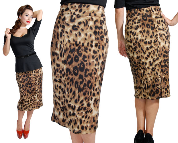 Sarina Pencil Skirt By Steady - SALE sz 2X only