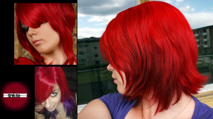 Devlish Semi Permanent Hair Dye By Special Effects - photo #6