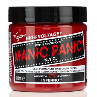 Manic Panic CREAM dye- Inferno (Sale price!)