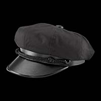 Brando Hat in BLACK by New York Hat Co.