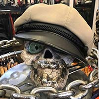 Brando Hat in TAN by New York Hat Co.