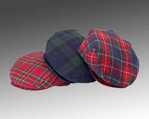 Tartan Plaid Ivy Hat by New York Hat Co. (Sale price!) 84c38b67bcb