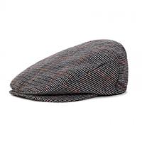Barrel Hat by Brixton- Navy/Grey (Sale price!)
