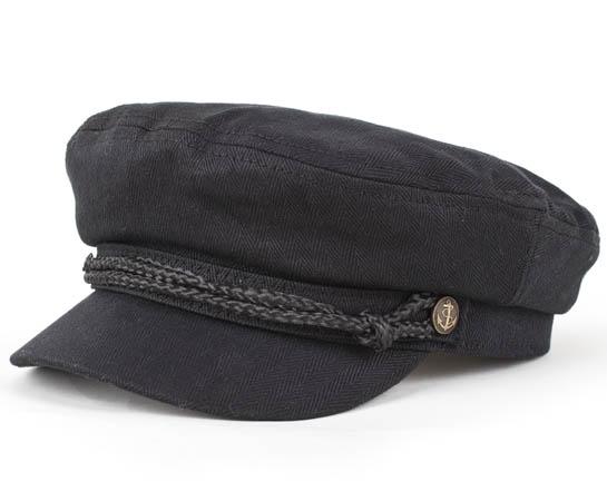 Fiddler Hat By Brixton Black