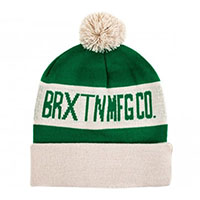 Fairmont Beanie by Brixton- Kelly/Cement (Sale price!)