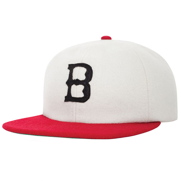 Wagner Snap Back Hat by Brixton- WHITE / RED (Sale price!)