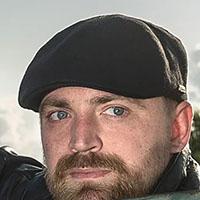 Rusty Hat by Sterkowski- BLACK