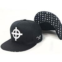 Zodiac Cypher Snapback Hat by Western Evil - limited edition
