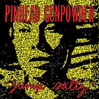 Pinhead Gunpowder- Jump Salty LP (Indie Exclusive Gold Vinyl)