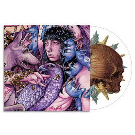 """Baroness- Morningstar 12"""" Picture Disc"""
