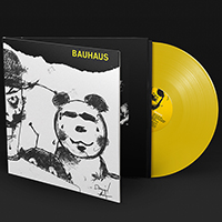Bauhaus- Mask LP (Yellow Vinyl)