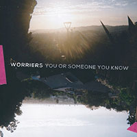 Worriers- You Or Someone You Know LP (Silver Vinyl)