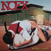 NOFX- Eating Lamb (Heavy Petting Zoo) LP
