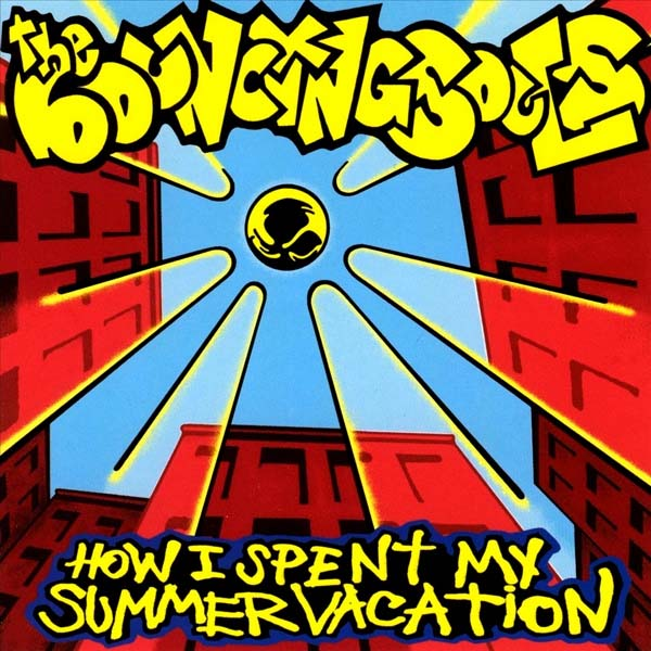Bouncing Souls- How I Spent My Summer Vacation LP