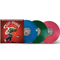 Scott Pilgrim Vs. The World LP (Soundtrack) (Ramona Flowers Random Color Vinyl)