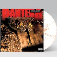 Pantera- The Great Southern Trendkill LP (White And Orange Marble Vinyl)