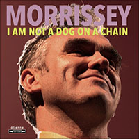 Morrissey- I Am Not A Dog On A Chain LP (Indie Exclusive Clear Red Vinyl)