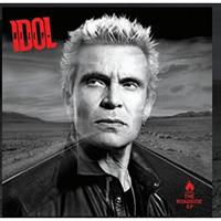 """Billy Idol- The Roadside 12"""" (Indie Exclusive Blue Vinyl)"""
