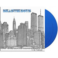 Beastie Boys- To The 5 Boroughs 2xLP (Blue Vinyl)