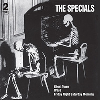 """Specials- Ghost Town 12"""" (40th Anniversary Edition)"""